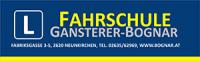 Fahrschule Gansterer-Bognar